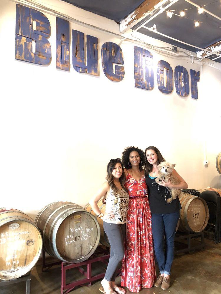Blue Door Urban Winery