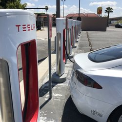 Tesla Supercharger - 20673 Tracy Ave, Buttonwillow, CA