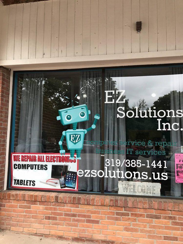 EZ Solutions: 105 W Monroe St, Mount Pleasant, IA