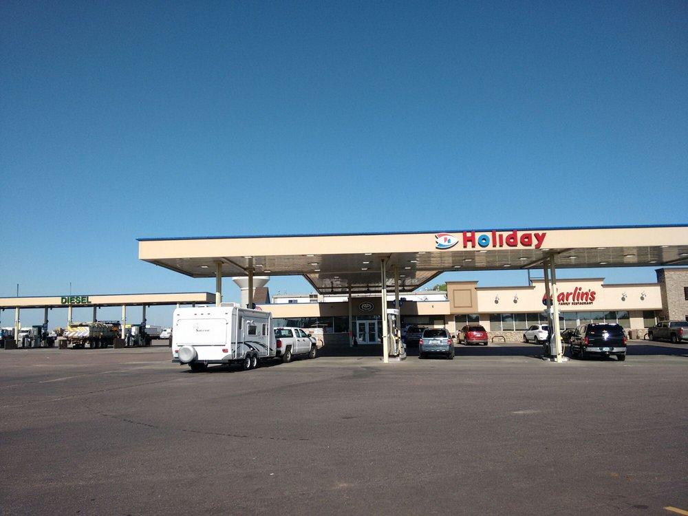 I 90 Travel Center: 1821 S Burr St, Mitchell, SD