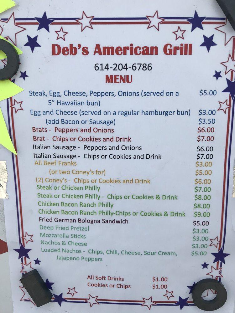 Deb's American Grill: 2 OH-310, Pataskala, OH