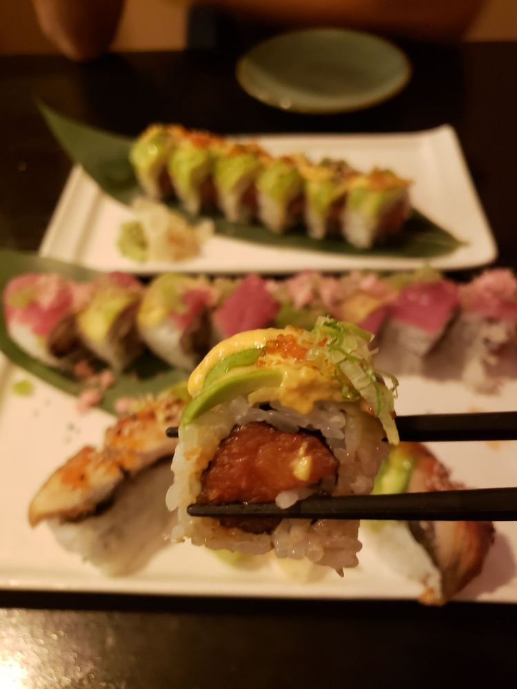 Sushi Huku Japanese Restaurant: 6300 Powers Ferry Rd NW, Atlanta, GA