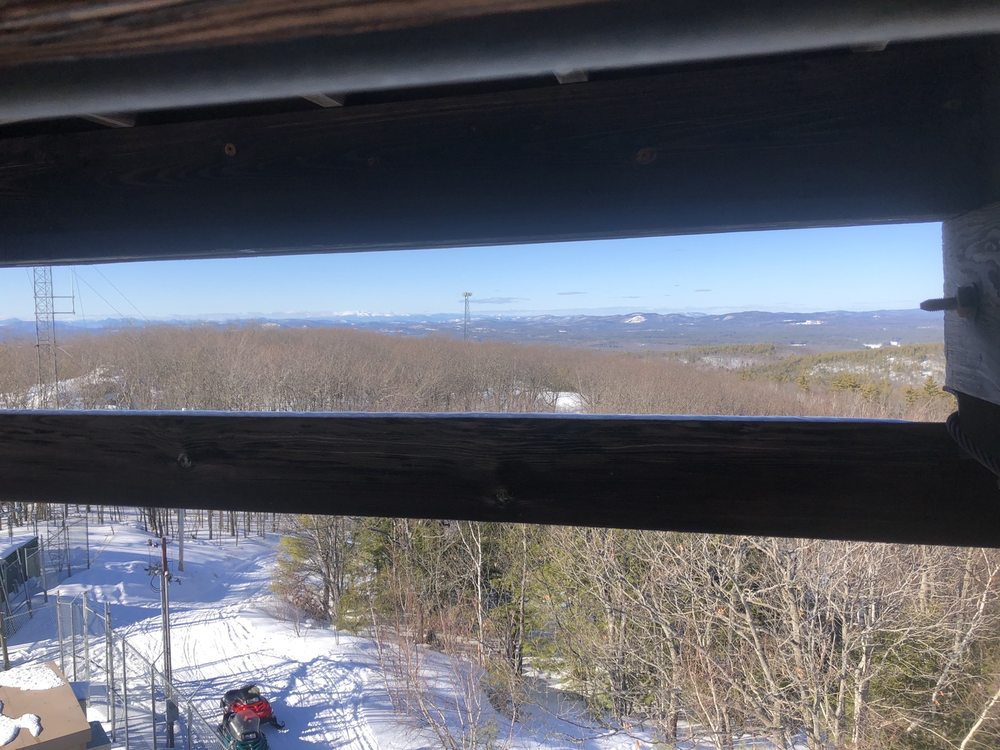 Ossipee Hill Trail: Mountain Rd, Waterboro, ME