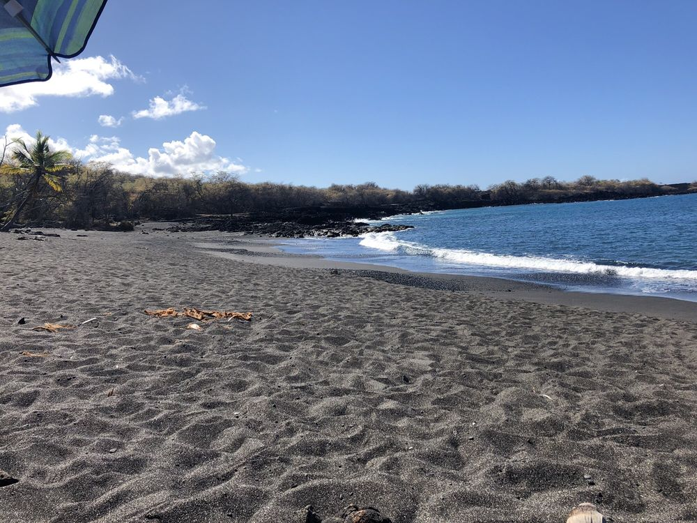 Honomalino Bay: Milolii, HI