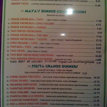Mario Mexican Restaurant Huntington Beach Menu