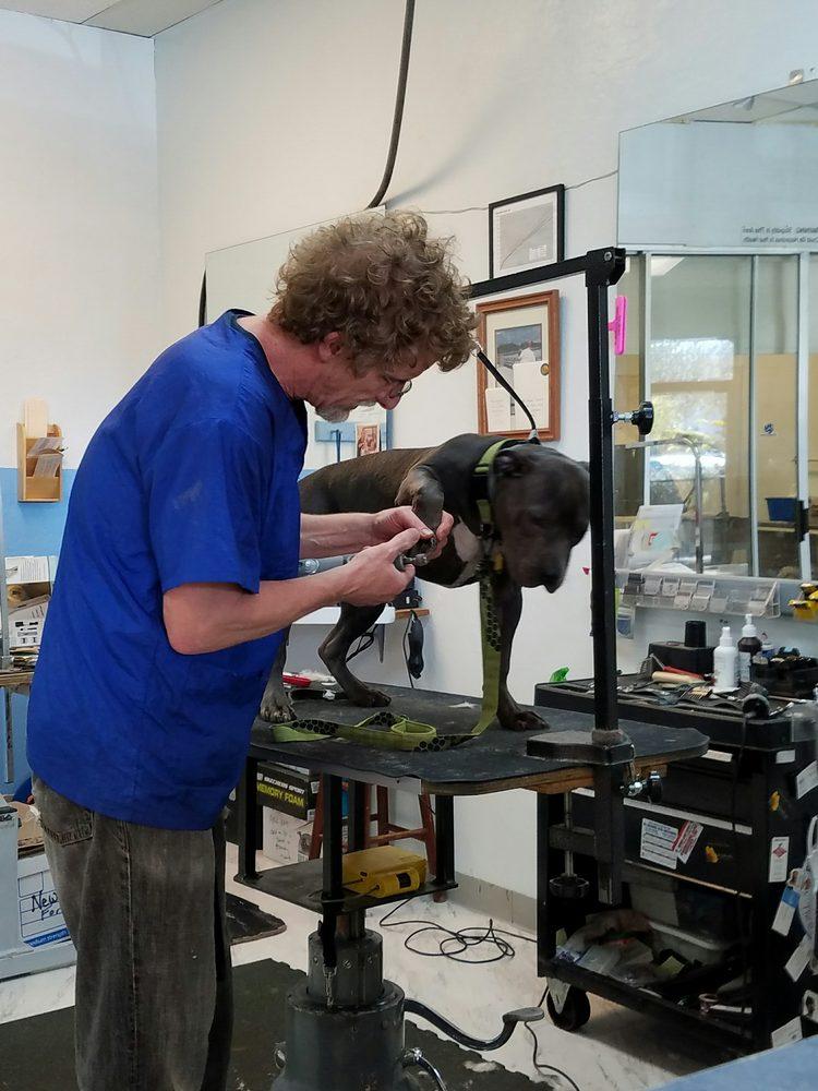 All Aboard Dog Grooming: 183 San Marin Dr, Novato, CA