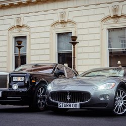 Starr Luxury Cars Car Hire Berkeley Square Mayfair Mayfair