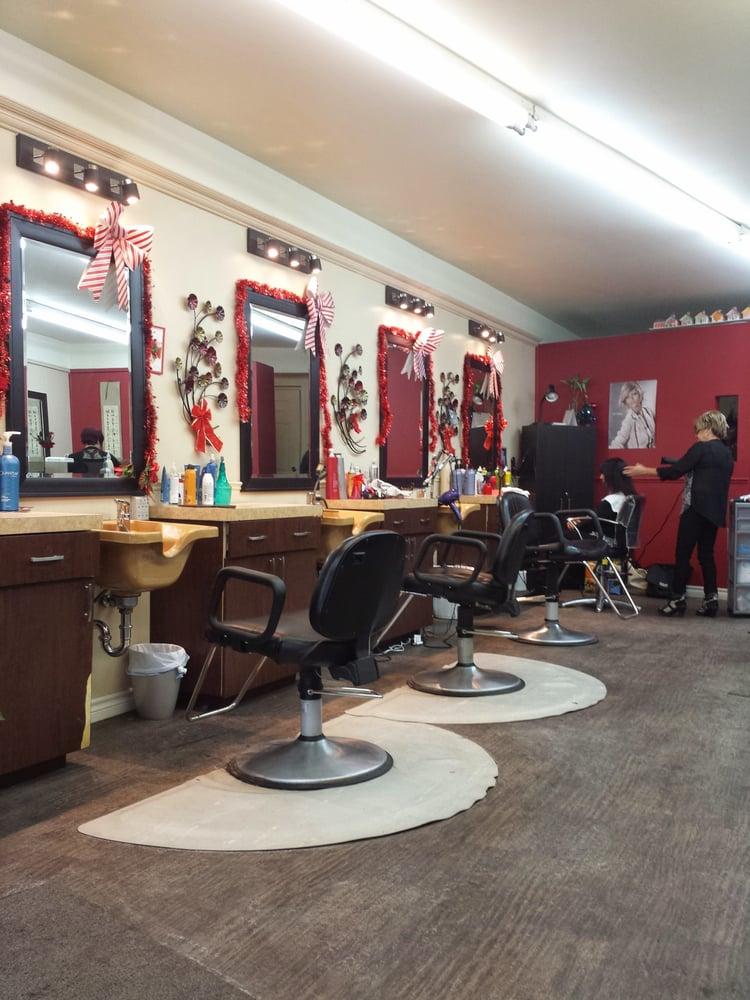 Salon coiffure kief coiffures modernes et coupes de for Salon christine coiffure