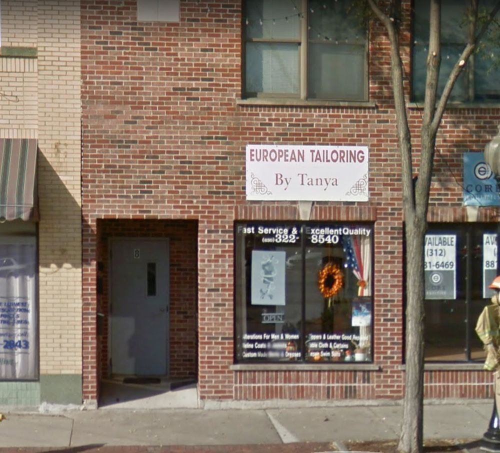 European Tailoring by Tanya: 8 N Cass Ave, Westmont, IL