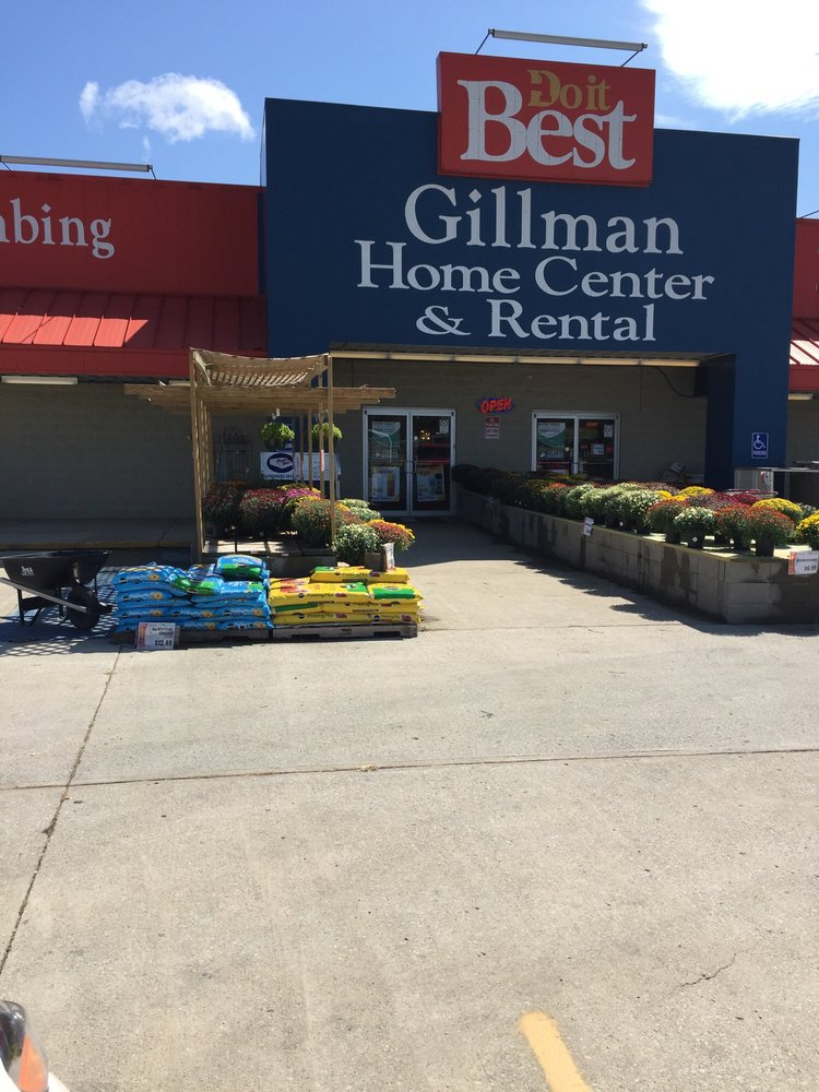 Gillman Home Center: 15901 N US Hwy 31, Edinburgh, IN