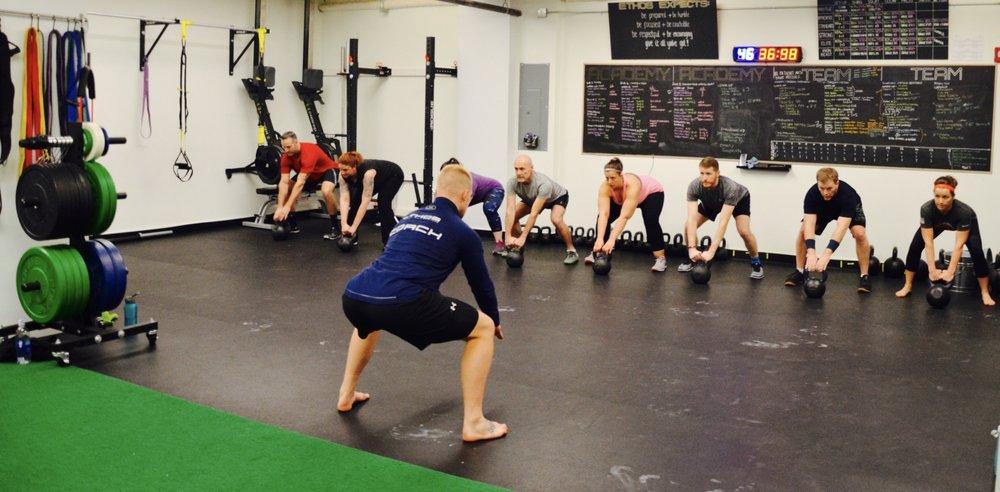 Ethos Fitness + Performance