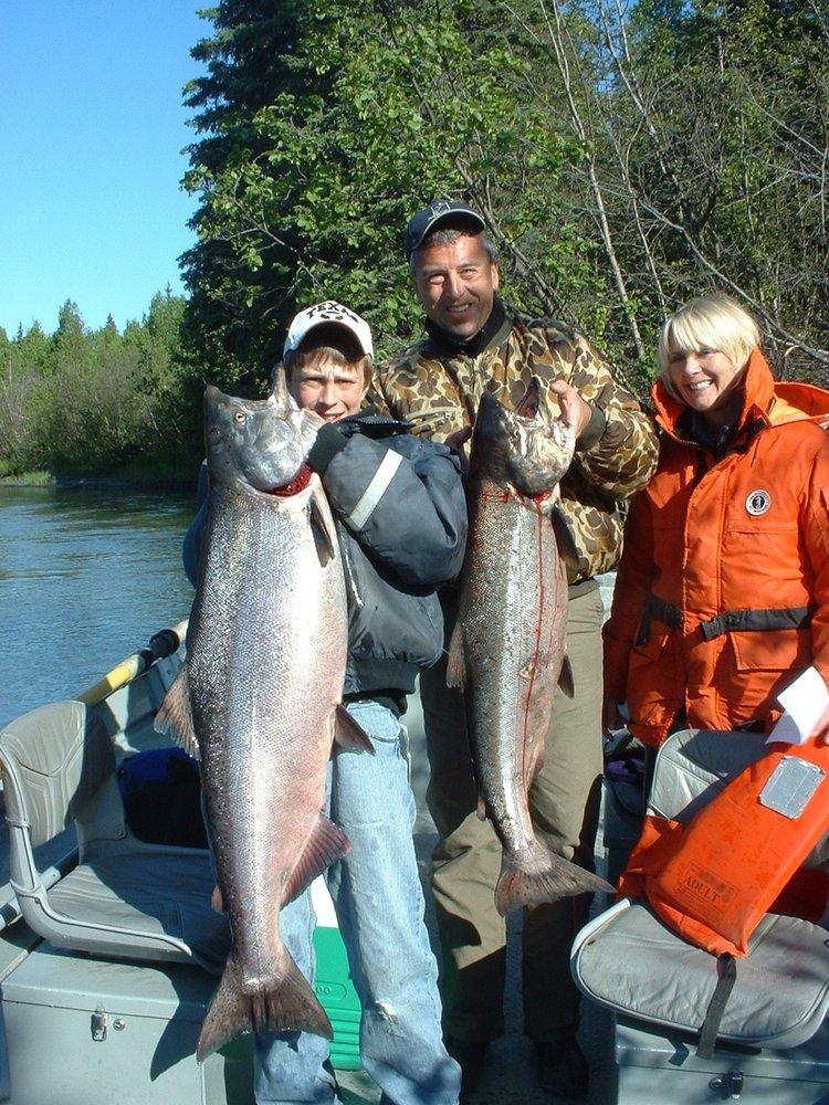 Fishtale River Guides: Palmer, AK
