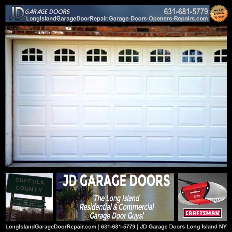 Superior Photo Of JD Garage Doors   Selden, NY, United States. SUFFOLK COUNTY GARAGE