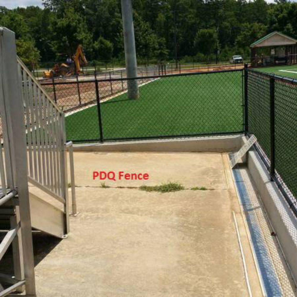 PDQ Fence: Fayetteville, GA