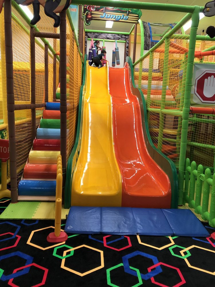 BeeHive Indoor Playground