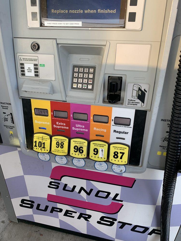 Sunol Super Gasoline - 47 Photos & 76 Reviews - Gas Stations