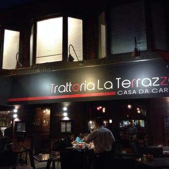 Trattoria la Terrazza-Casa da Carlo - Italian - 575 Avenue Victoria ...