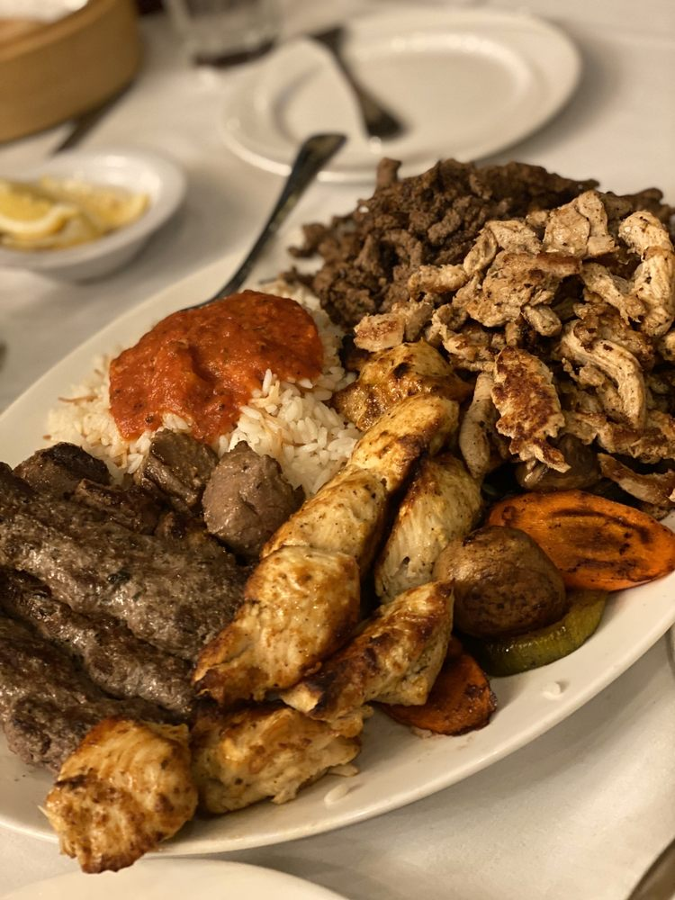 Photo of La Saj Lebanese Bistro: Sterling Heights, MI