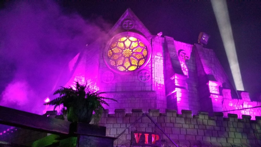 Hundred Acres Manor Haunted Attraction