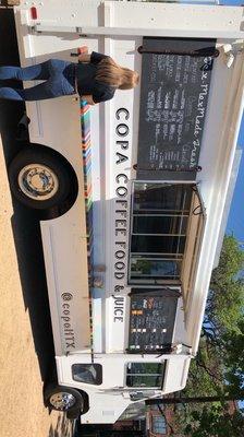 Copa Coffee And Food 105 Sabine St Houston, TX Hamburger & Hot Dog ...