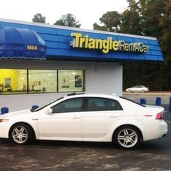 car rentals in fayetteville nc  Triangle Rent A Car - CLOSED - Car Rental - 1404 Skibo Road ...