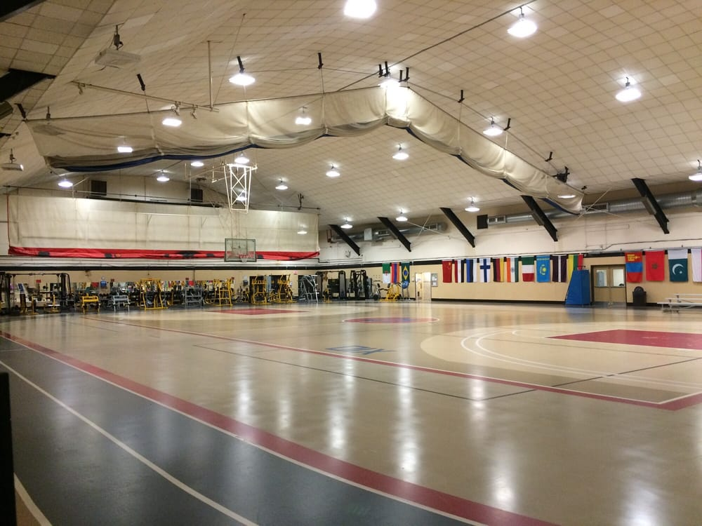 Fort Dix Gym: 6053 Doughboy Lp, Fort Dix, NJ