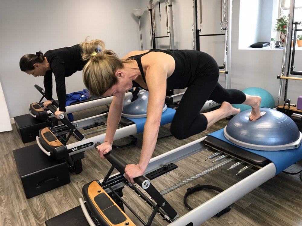M Pilates+Yoga: 300 S Ave, Garwood, NJ