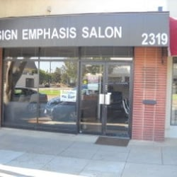 Design Emphasis Hair Salon - Hair Salons - 2319 Huntington Dr, San ...