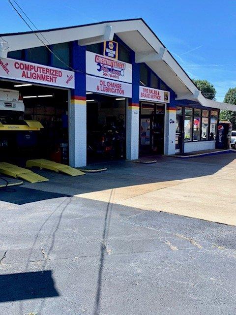 Chestnut Street Auto Service: 623 Chestnut St, South Charleston, WV