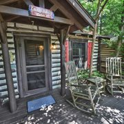 ... Photo of The Log Cabin Motor Court - Asheville, NC, United States