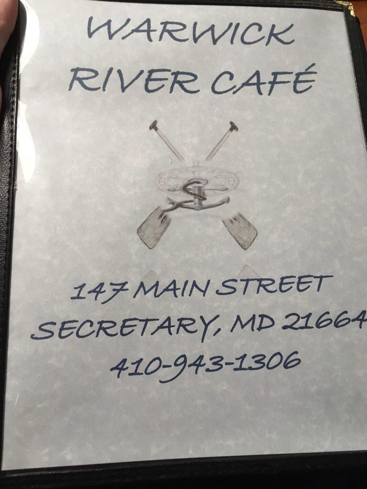 Warwick River Cafe 2.0