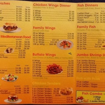 Sam s fish chicken and gyros 10 reviews mediterranean for Jordans fish and chicken near me