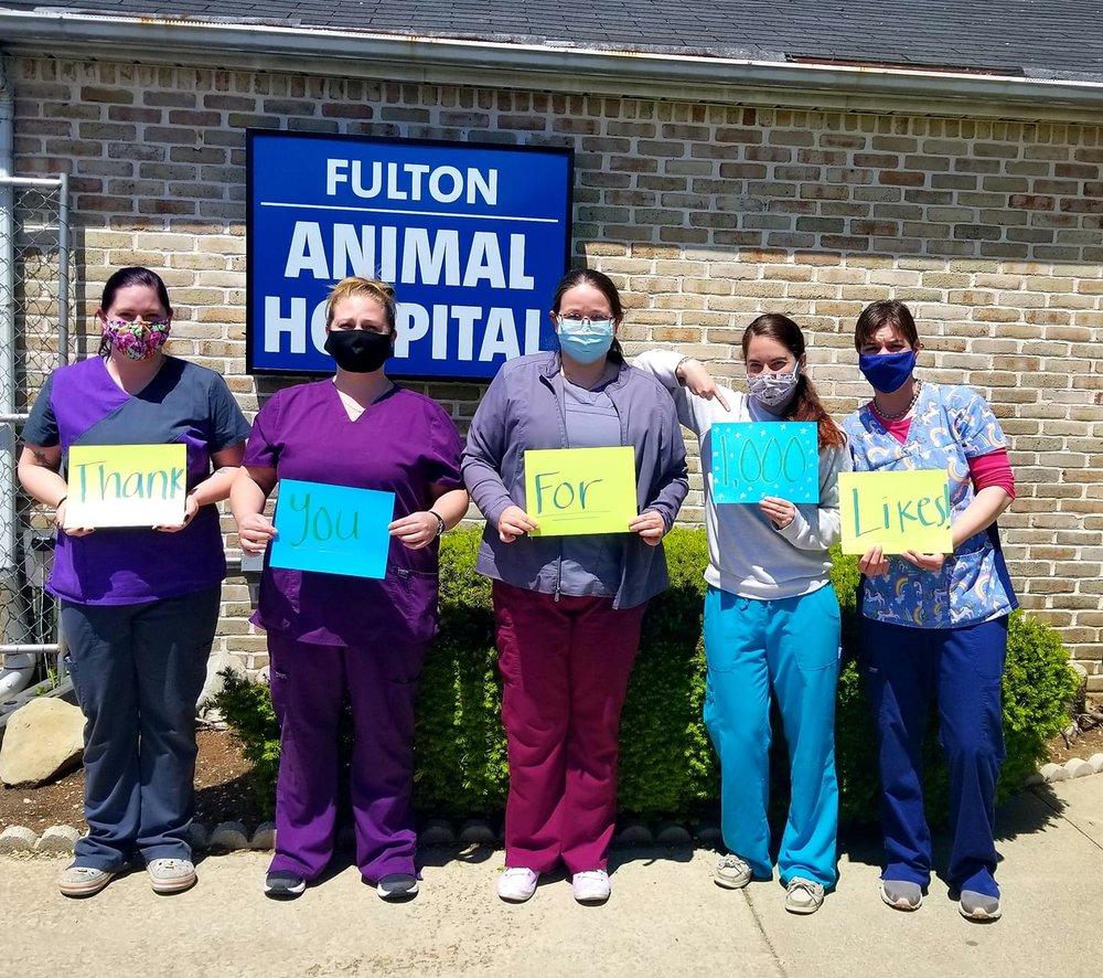Fulton Animal Hospital: 812 Cherry St E, Canal Fulton, OH