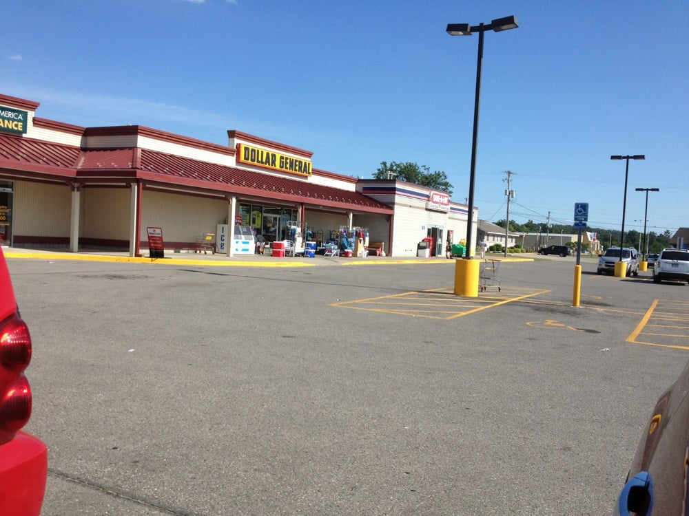 Dollar General Store: 2329 S I 75 Business Lp, Grayling, MI