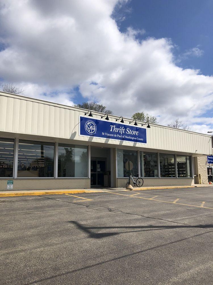St Vincent De Paul Store: 52 S Main St, Hartford, WI