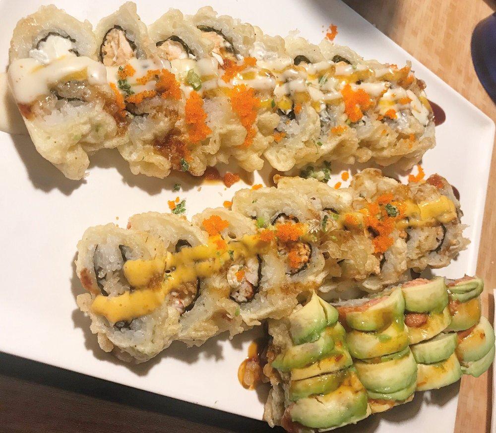Nagasaki Sushi and Grill: 12400 Yellow Bluff Rd, Jacksonville, FL