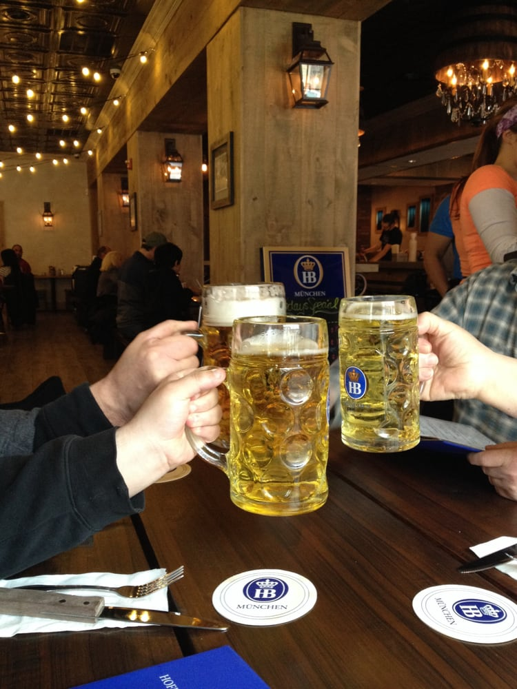 Bierhaus Patchogue German in 32 W Main St - Patchogue NY