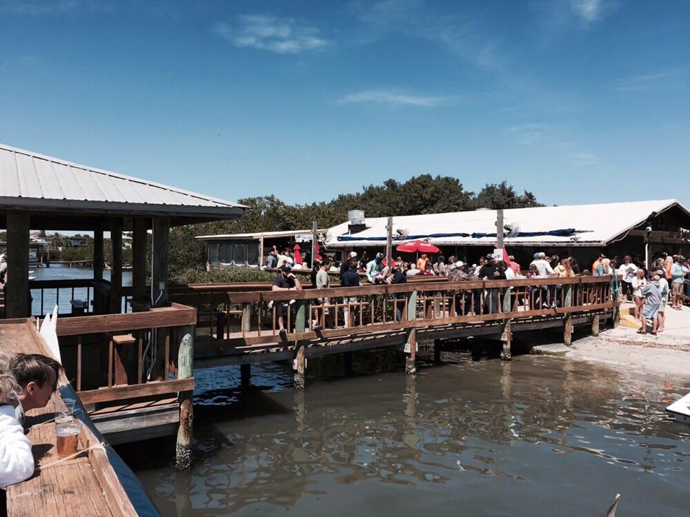 Jb S Fish Camp New Smyrna Beach Fl