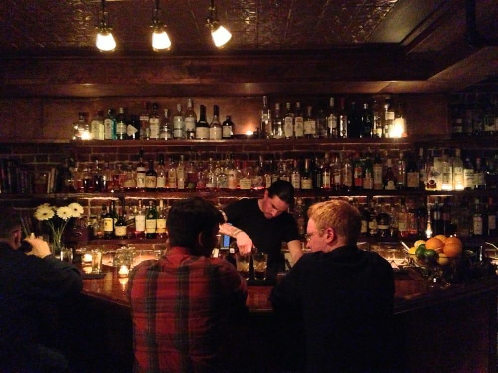 Sssh 8 Of Seattle S Secret Bars