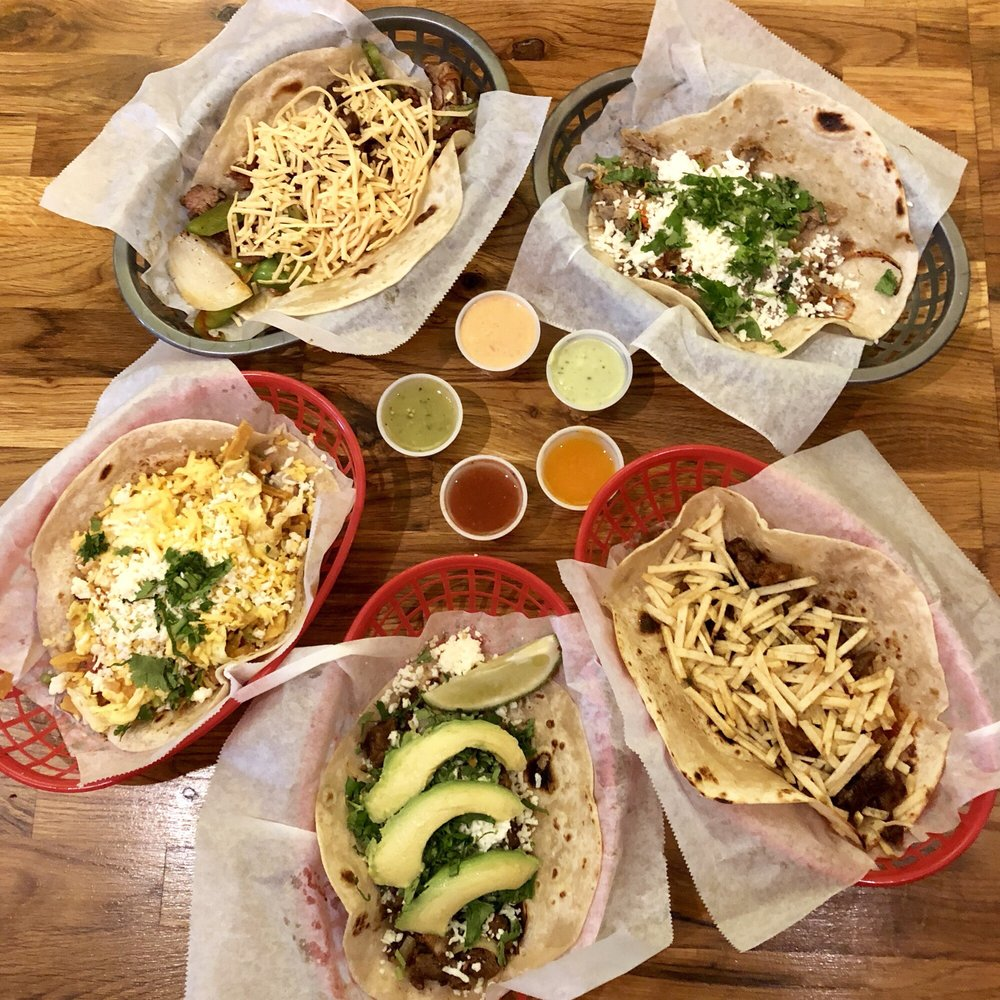 Food from Taco Joint