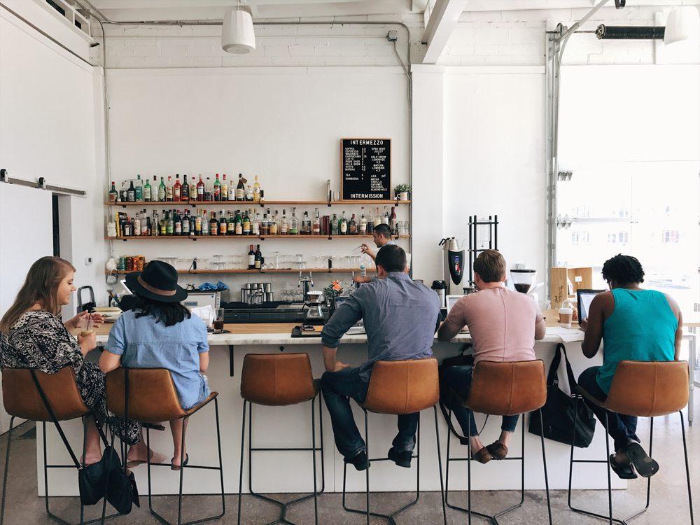 Intermezzo Coffee & Cocktails: 1111 Central Ave, Saint Petersburg, FL
