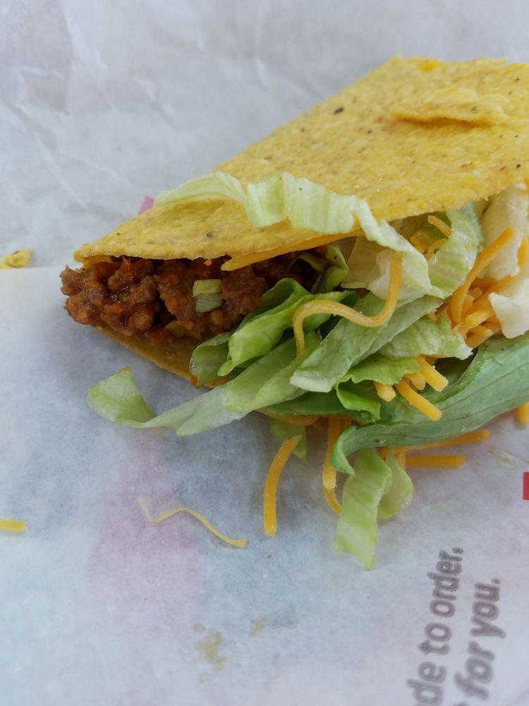 Taco Bell: 1079 E Stuart Dr., Galax, VA