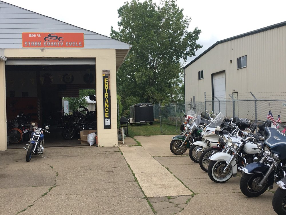 Reber's Stark County Cycle: 1646 Perry Dr SW, Canton, OH