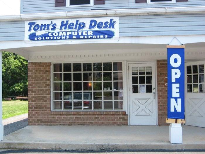 Tom's Help Desk: 2115 Allentown Rd, Quakertown, PA