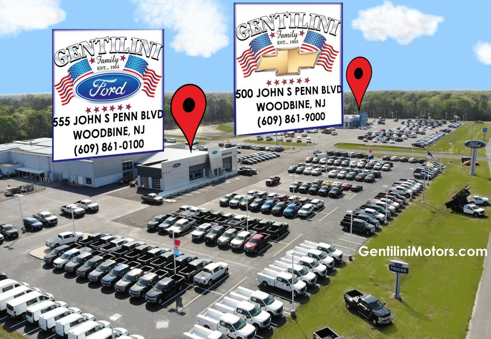 Gentilini Motors: 555 John S Penn Blvd, Woodbine, NJ