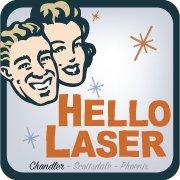 Hello Laser