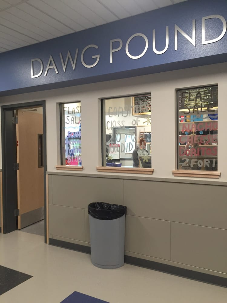 North Mason High School Dawg Pound: 90 E Campus Dr, Belfair, WA