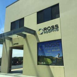 Photo Of Ross Roofing Marina Ca United States Front Entrance Plenty