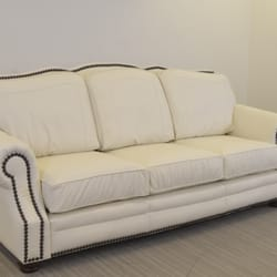 photo of the leather sofa frisco tx united states white leather sofa - Aus Weier Couch Und Sofa