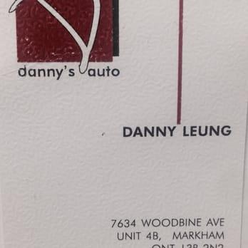 Dannys Auto Parts >> Danny S Auto Auto Repair 7634 Woodbine Avenue Markham